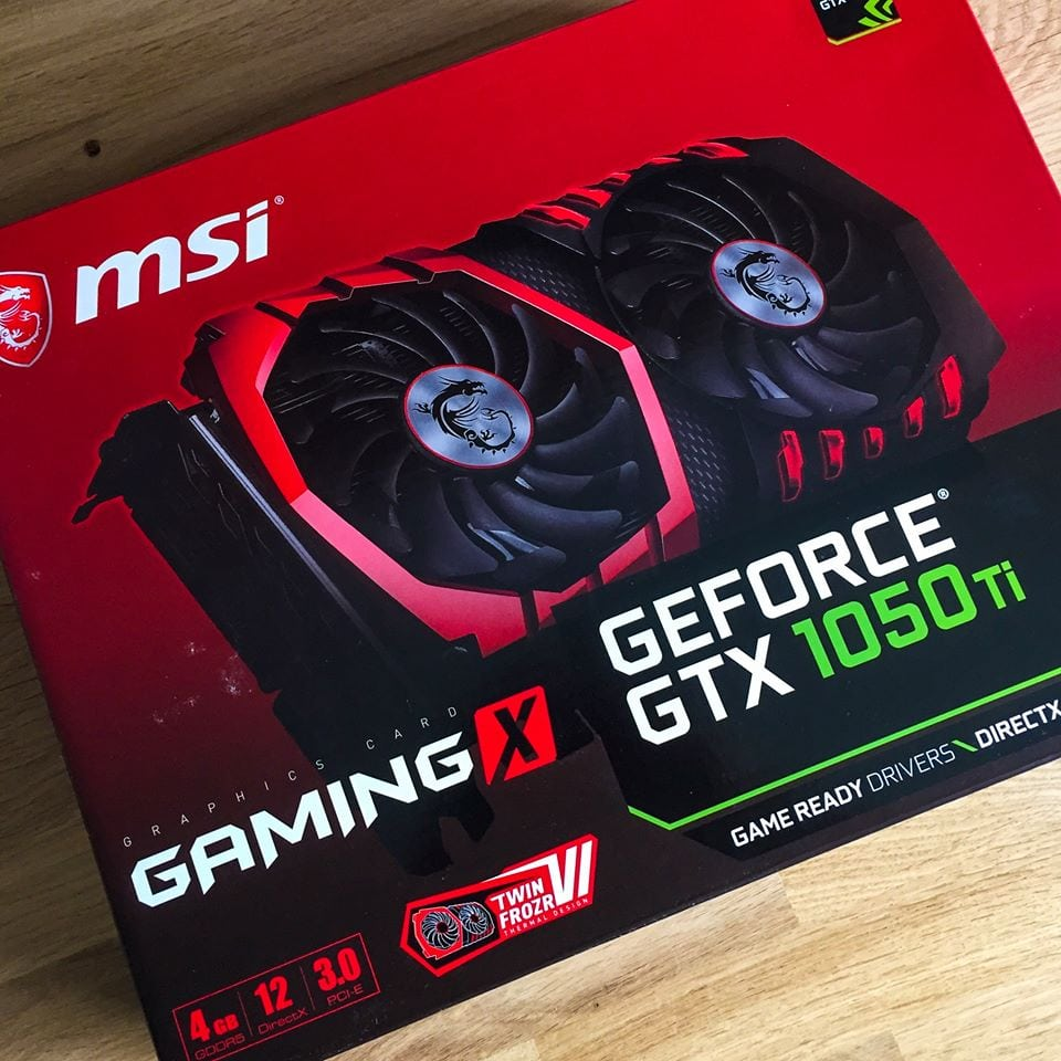 Webdesign Studio Manchester GPU Upgrade
