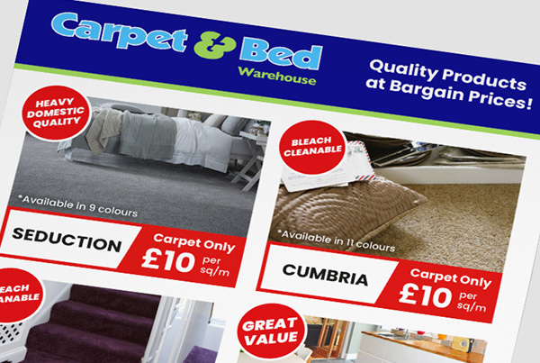 Carpet & Bed Warehouse